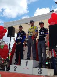 Bievres 20190616 podium 4eme
